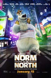 Norm of the North estrenos infantiles 2016