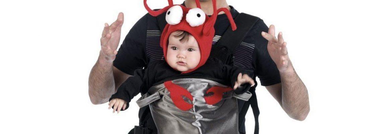 disfraz langosta para bebe