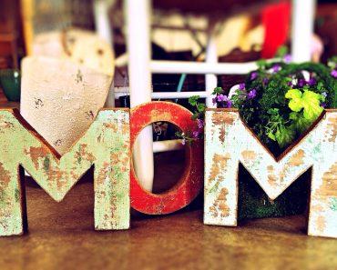 9 sencillas manualidades para regalar el Día de la Madre