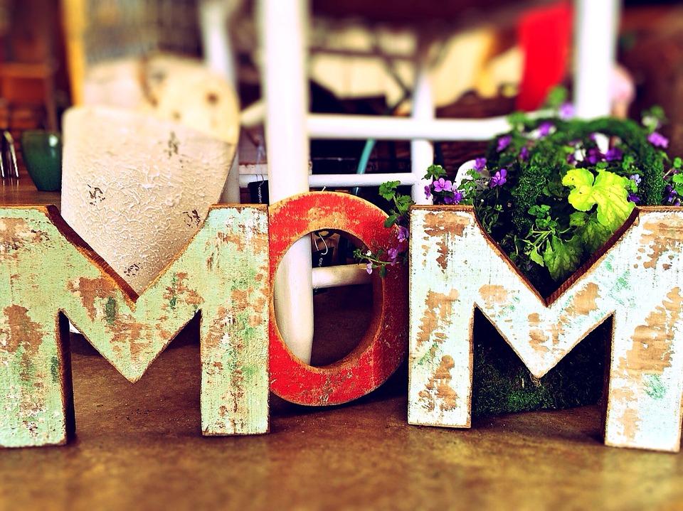9 Sencillas Manualidades Para Regalar El Dia De La Madre Diy