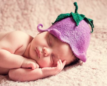 Fotos de bebés dormidos