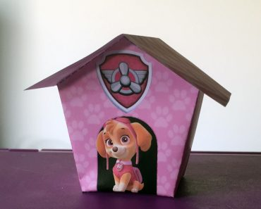 caseta de skye de patrulla canina