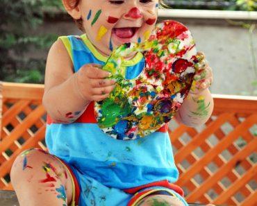 37 cosas que hacer con los hijos antes de que cumplan los 2 años