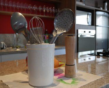 Imprescindibles en la cocina (con niños en casa)