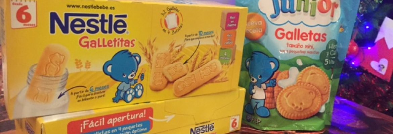 Galletas Nestle