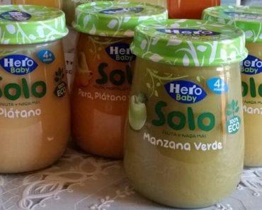 La nueva gama de tarritos de frutas Solo de Hero Baby