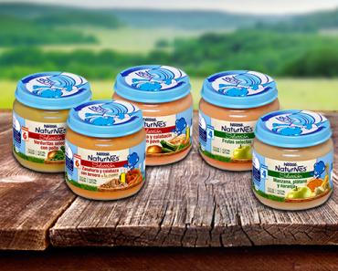 Hemos probado los nuevos tarritos individuales Naturnes Seleccion de Nestle