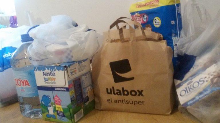 Ulabox: Opiniones del supermercado online