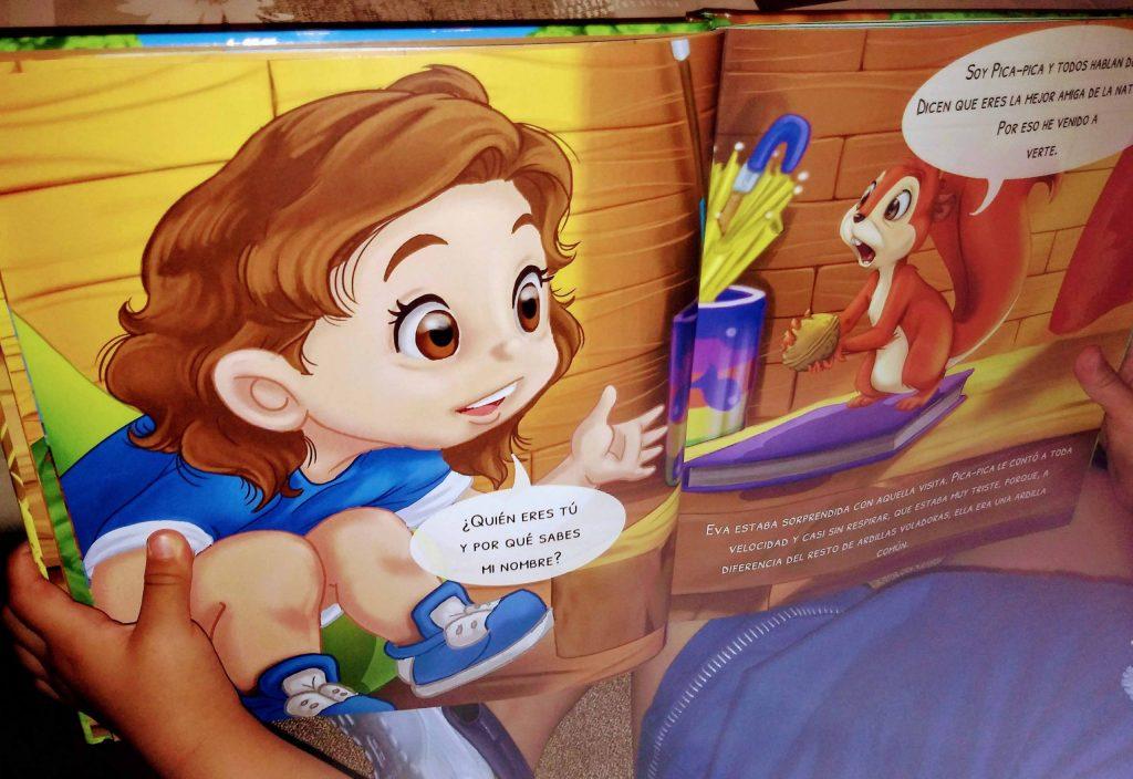 cuentos personalizados para niños