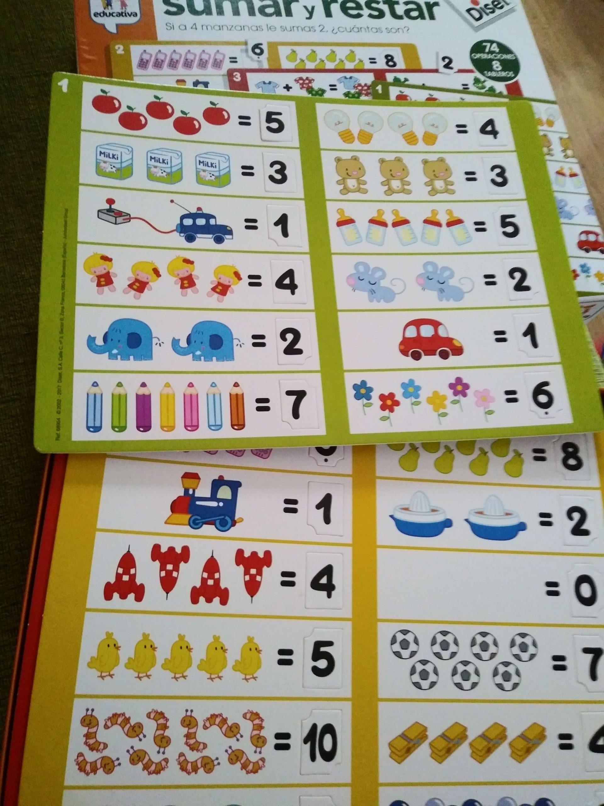 Juegos Educativos Para Niños De 3 A 6 Años De Edad