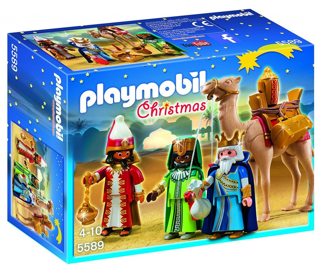 reyes magos playmobil