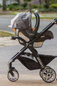 portabebes carrito o maxi cosi bebe