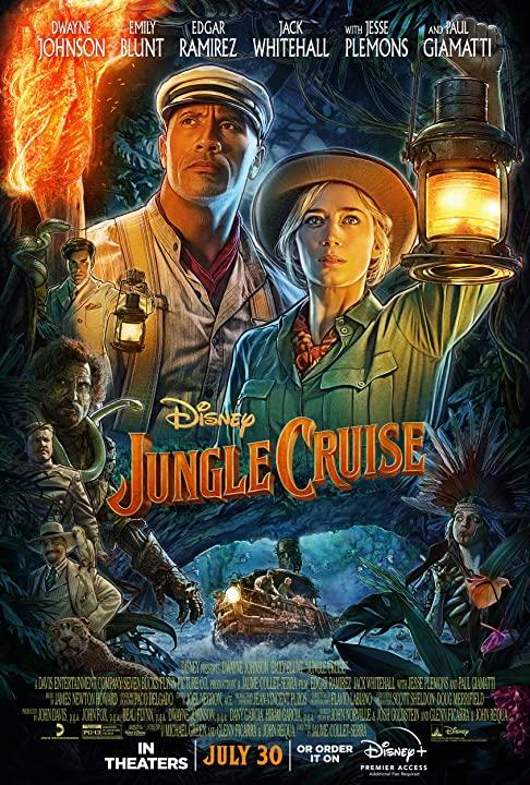 jungle cruise peliculas en familia